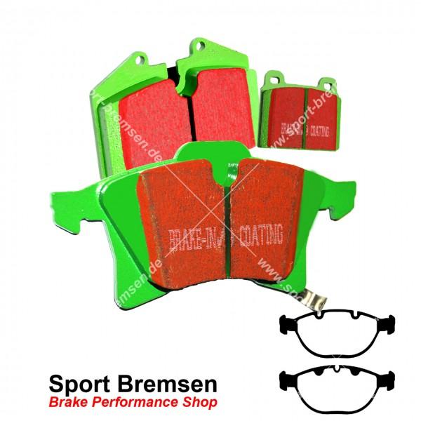 EBC Greenstuff SUV Bremsbeläge DP61472, EBC103435, 5039221614722