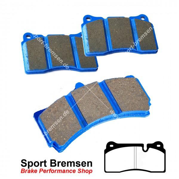 EBC Racing Bluestuff Bremsbeläge DP51127NDX, EBC123388, 5039221511274