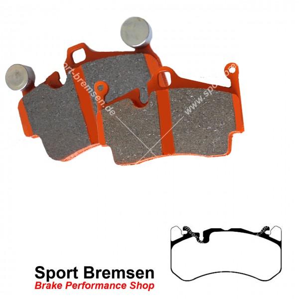 EBC Orangestuff Racing Bremsbeläge DP92081, EBC123280, 5039222920815