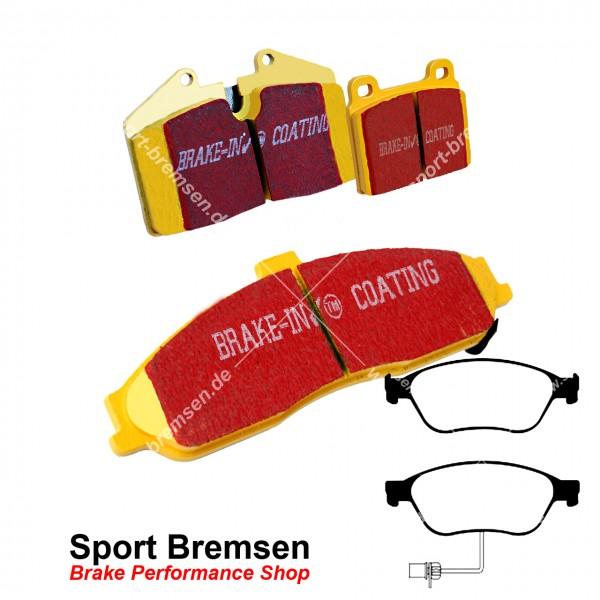 EBC Yellowstuff Bremsbeläge DP41535R, EBC103091, 5039221415350