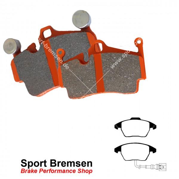 EBC Orangestuff Racing Bremsbeläge DP91517, EBC122963, 5039222915170