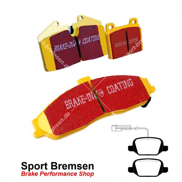 EBC Yellowstuff Bremsbeläge DP41338/2R, EBC119418, 5039222413386