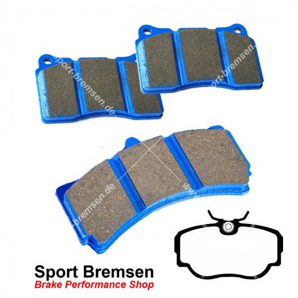 EBC Racing Bluestuff NDX Bremsbeläge für BMW 3er (e30) vorne