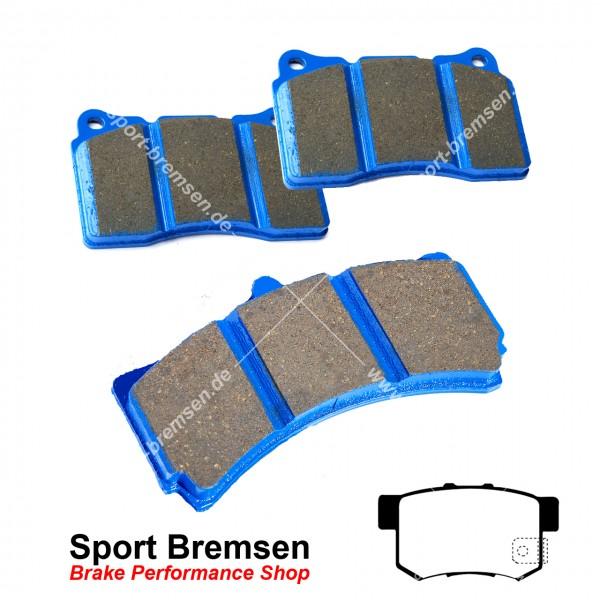 EBC Racing Bluestuff Bremsbeläge DP51193NDX, EBC116056, 5039221511939