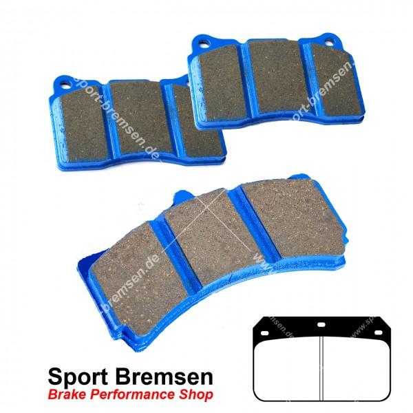 EBC Racing Bluestuff Bremsbeläge DP5001NDX, EBC116512, 5039221050018