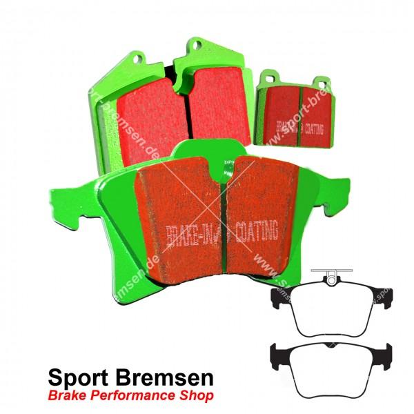 EBC Greenstuff Bremsbeläge DP22173, EBC119408, 5039222221738