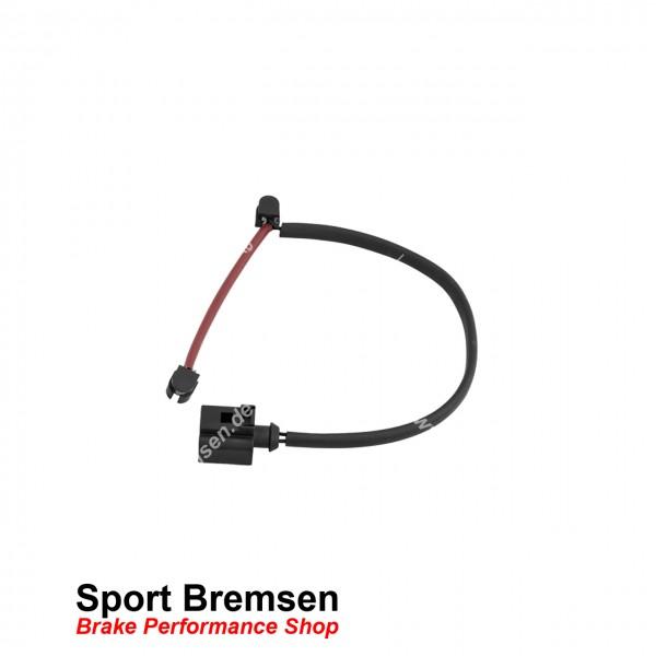 Sensor Verschleiß Warnkabel für Porsche Cayman 2.7 (981) 99160916500 vorne