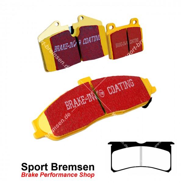 EBC Yellowstuff Bremsbeläge DP4037/2R, EBC102678, 5039221403722