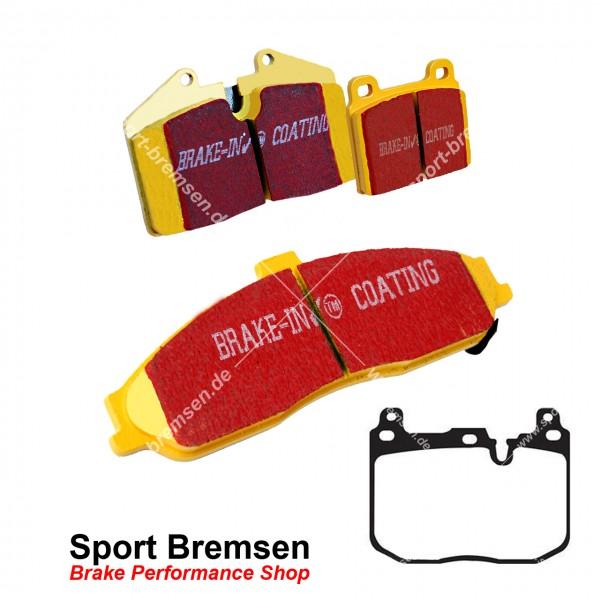 EBC Yellowstuff Sport Bremsbeläge für BMW 1er M140i (F20 F21) vorne