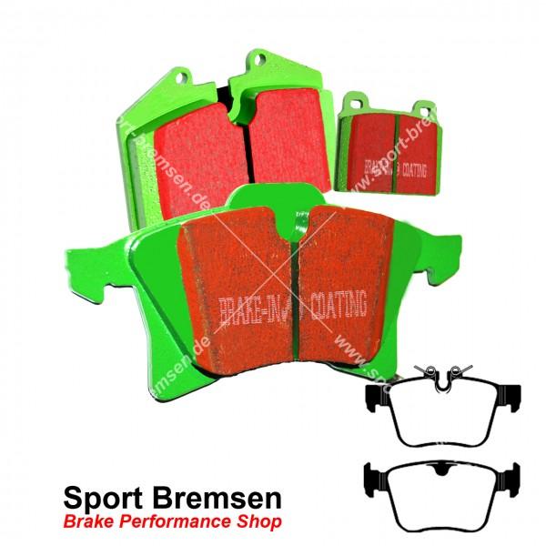EBC Greenstuff Bremsbeläge DP22246, EBC119564, 5039222222469