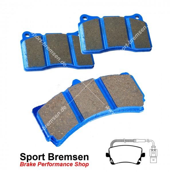 EBC Racing Bluestuff Bremsbeläge DP51470NDX , EBC116058, 5039221514701