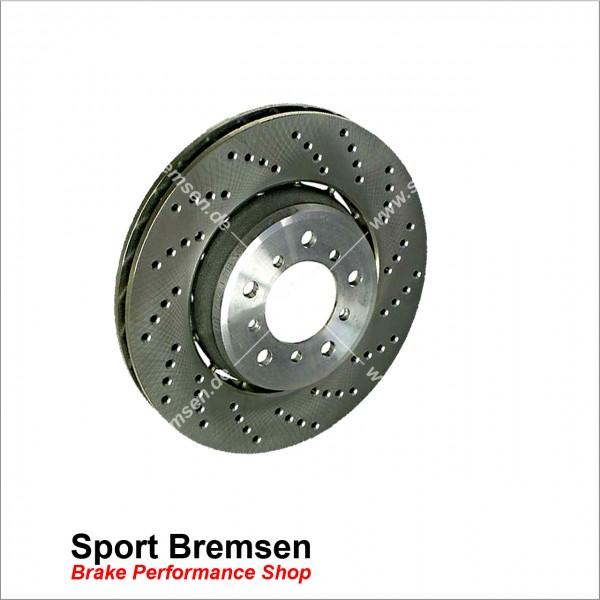 Original BMW Bremsscheibe für 3er M3 (e90 e92 e93) 34112283802 vorne rechts 360x30mm