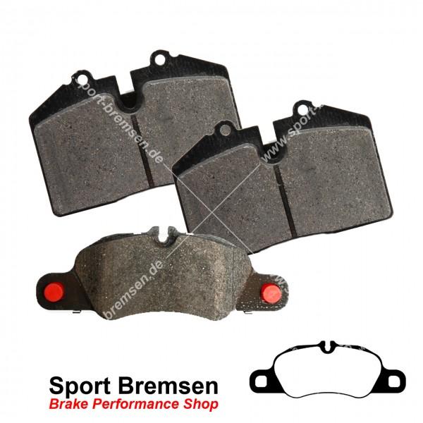 Textar Bremsbeläge OEM für Porsche Boxster 2.7 (981) 99735193900 vorne