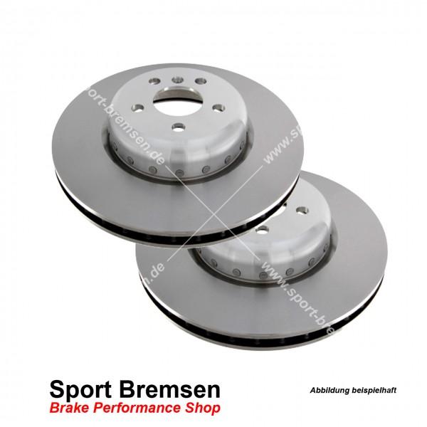 EBC Premium Bremsscheiben für BMW 4er 435i (F32 F33) vorne 340x30mm