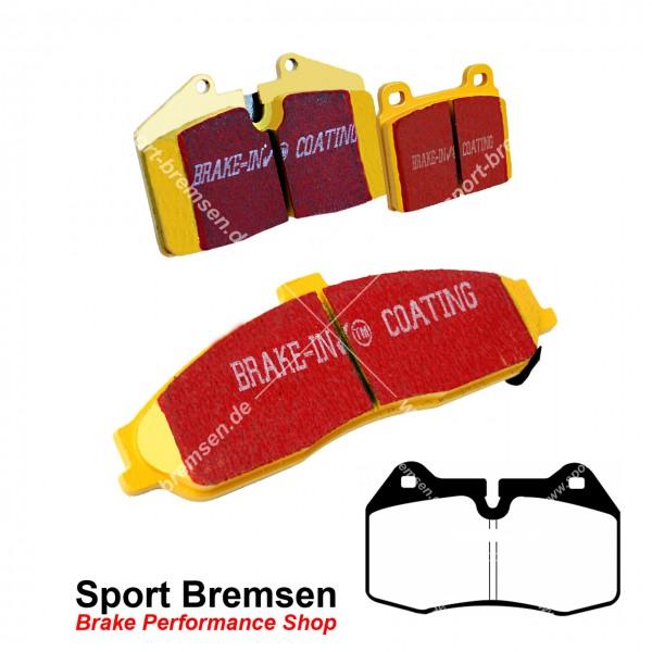 EBC Yellowstuff Bremsbeläge für Nissan 350Z Brembo vorne