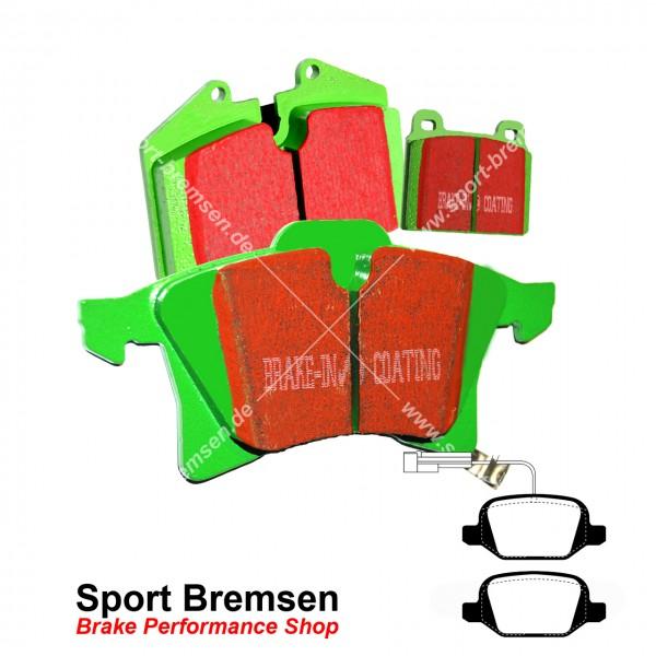 EBC Greenstuff Bremsbeläge DP21338/2, EBC118716, 5039222213382