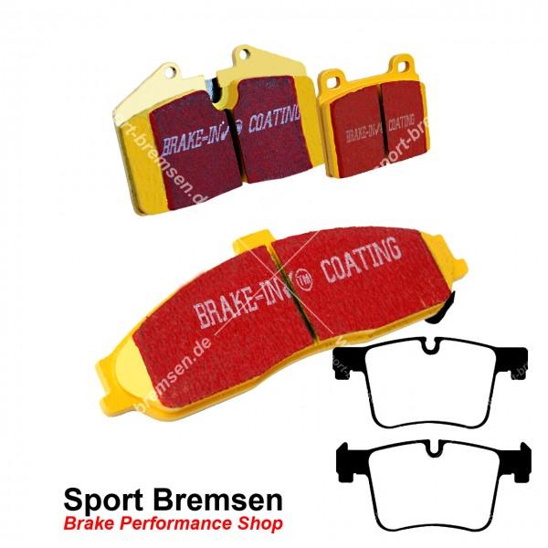 EBC Yellowstuff Bremsbeläge für BMW 3er 328i (F30 F31) vorne