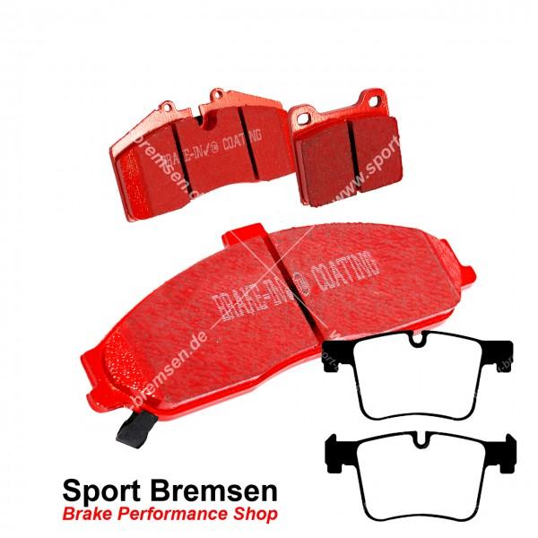 EBC Redstuff Keramik Bremsbeläge für BMW 2er 228i 230i (F22 F23) vorne