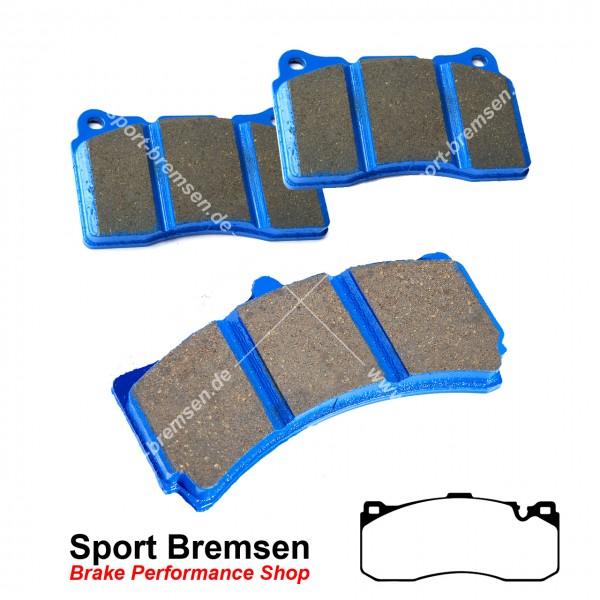 EBC Racing Bluestuff Bremsbeläge DP51995NDX, EBC124348, 5039221519959