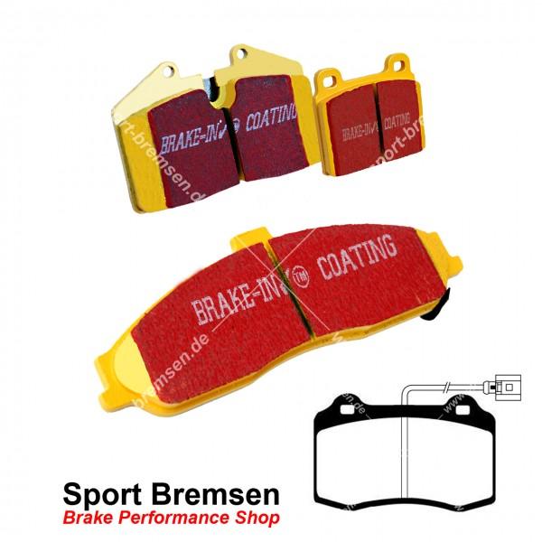 EBC Yellowstuff Bremsbeläge für Seat Leon Cupra 4 (1M) 2.8 Brembo vorne