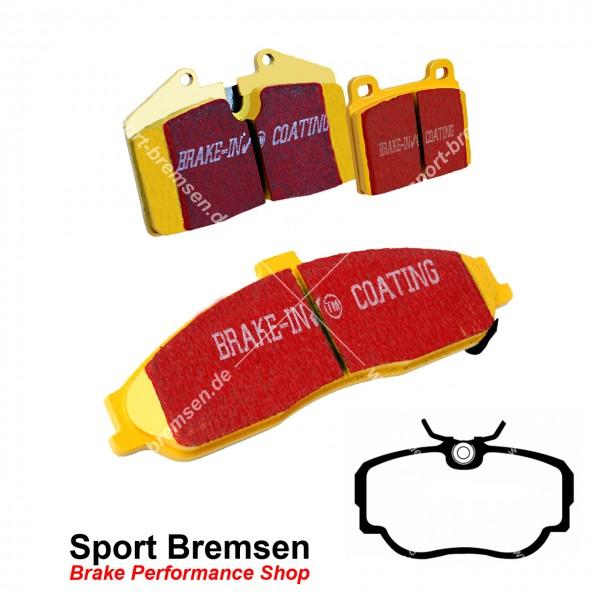 EBC Yellowstuff Bremsbeläge für BMW 3er (e30) vorne