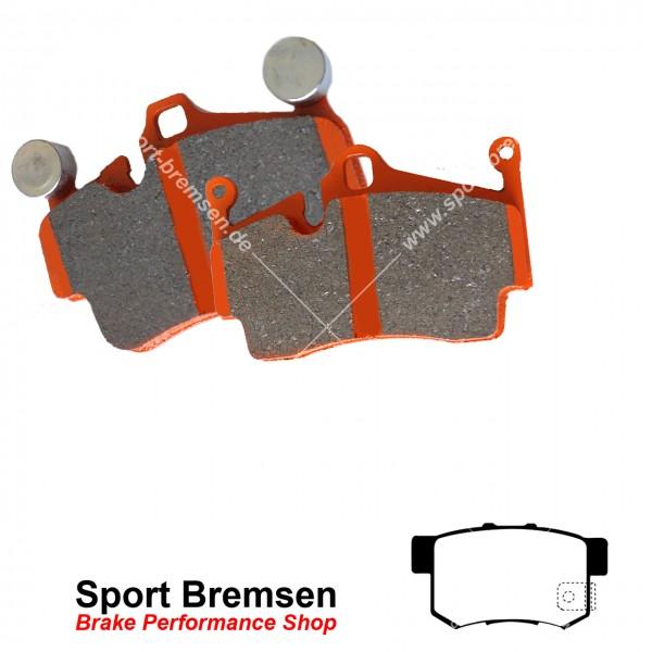 EBC Orangestuff Racing Bremsbeläge DP91193, EBC119132, 5039221911937