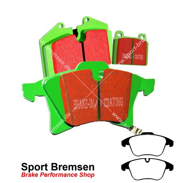 EBC Greenstuff Bremsbeläge DP22252, EBC119717, 5039222222520