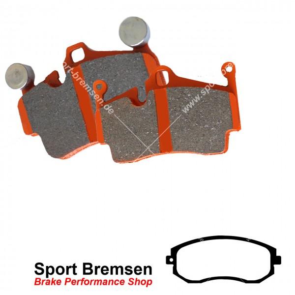 EBC Orangestuff Bremsbeläge DP91884, EBC123117, 5039221918844